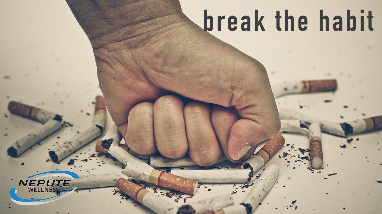 бой с курением