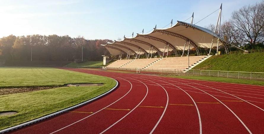 стадион для бега