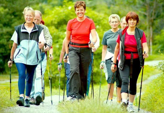 Польза ходьбы для женщин