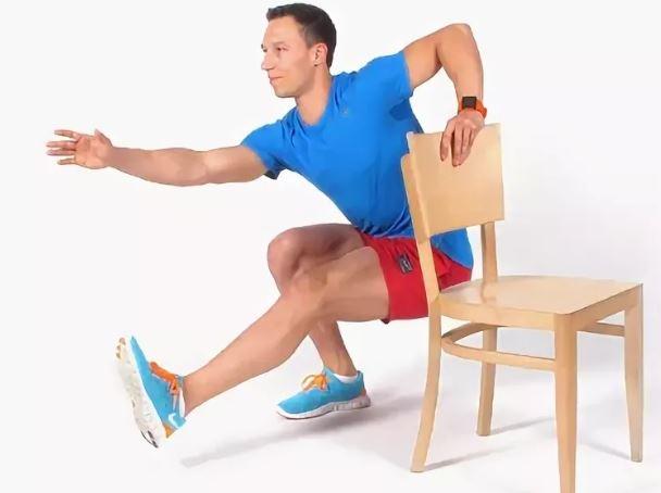 как правильно приседать для похудения