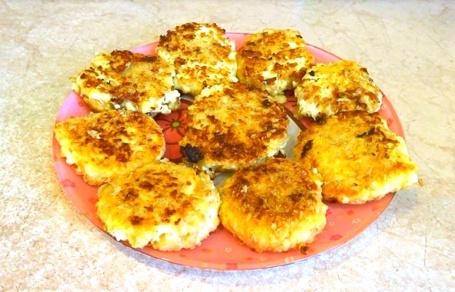 Рецепт сырников для похудения